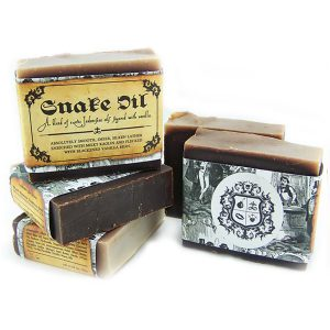 Black Phoenix Trading Post and Villainess Soaps Collaboration - Snake Oil Soap