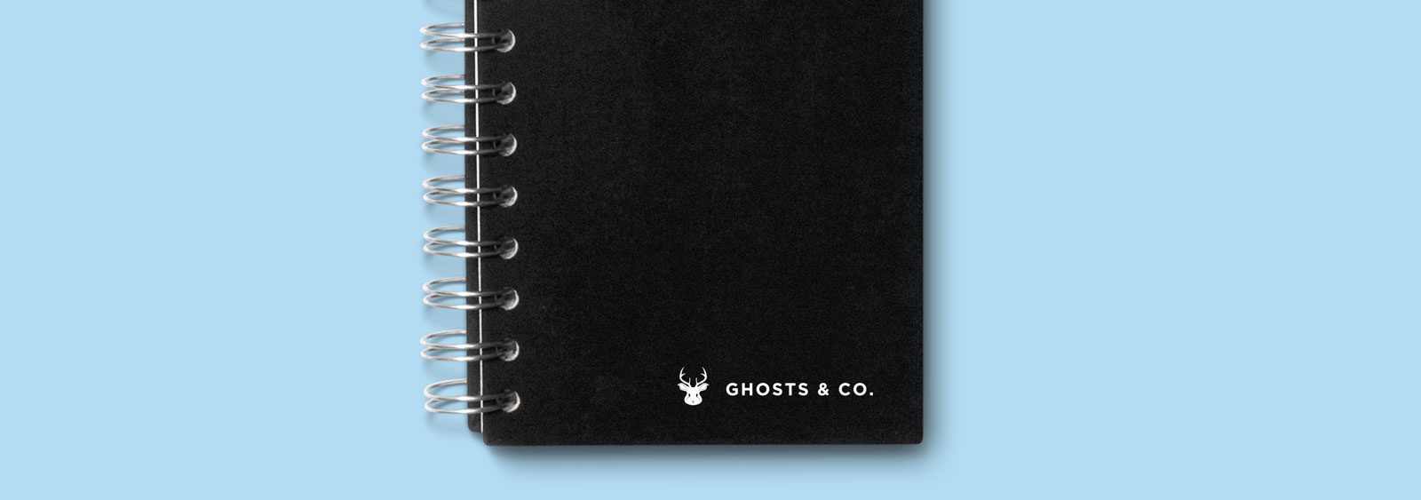 Ghosts & Co. Brand Design