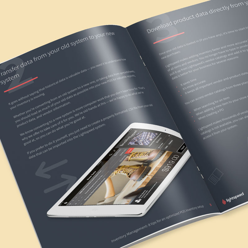 Lightspeed Retail Inventory Whitepaper Design