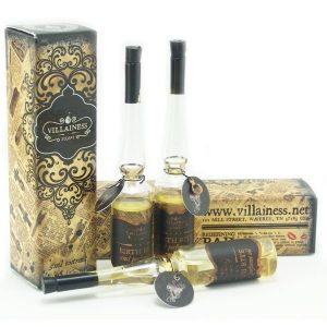 Villainess Soaps Perfume Packaging Design