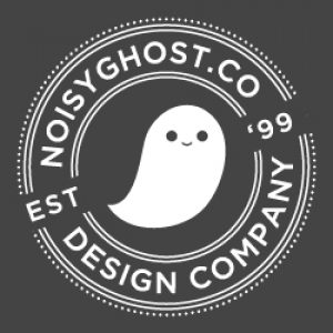 Noisy Ghost Co. Design Company est. 1999