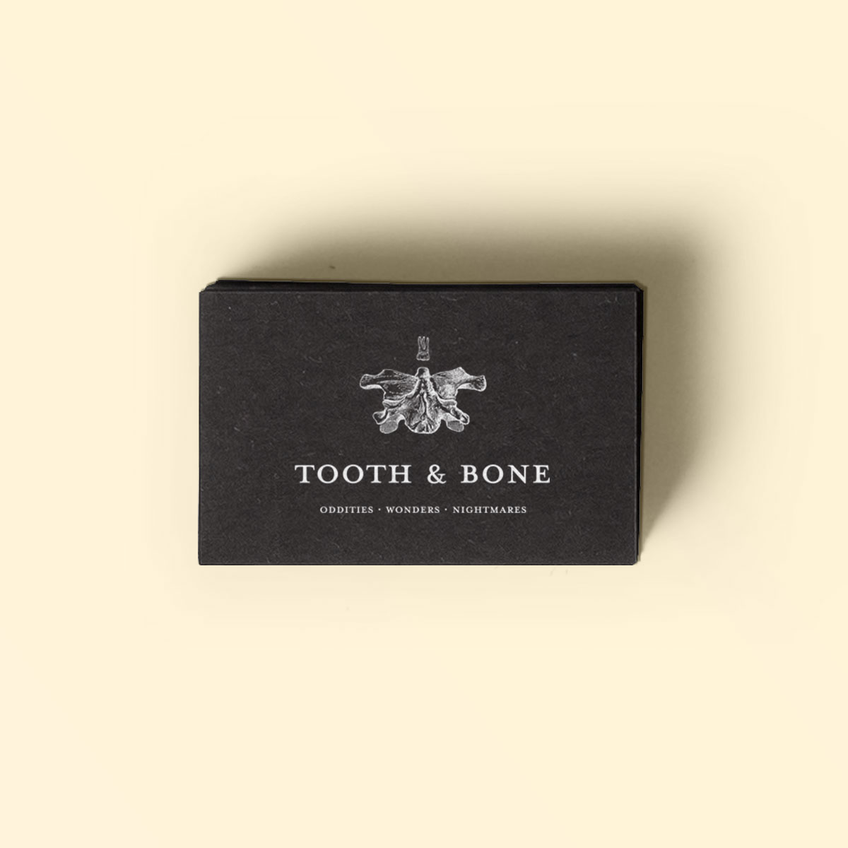 Tooth & Bone Brand Design
