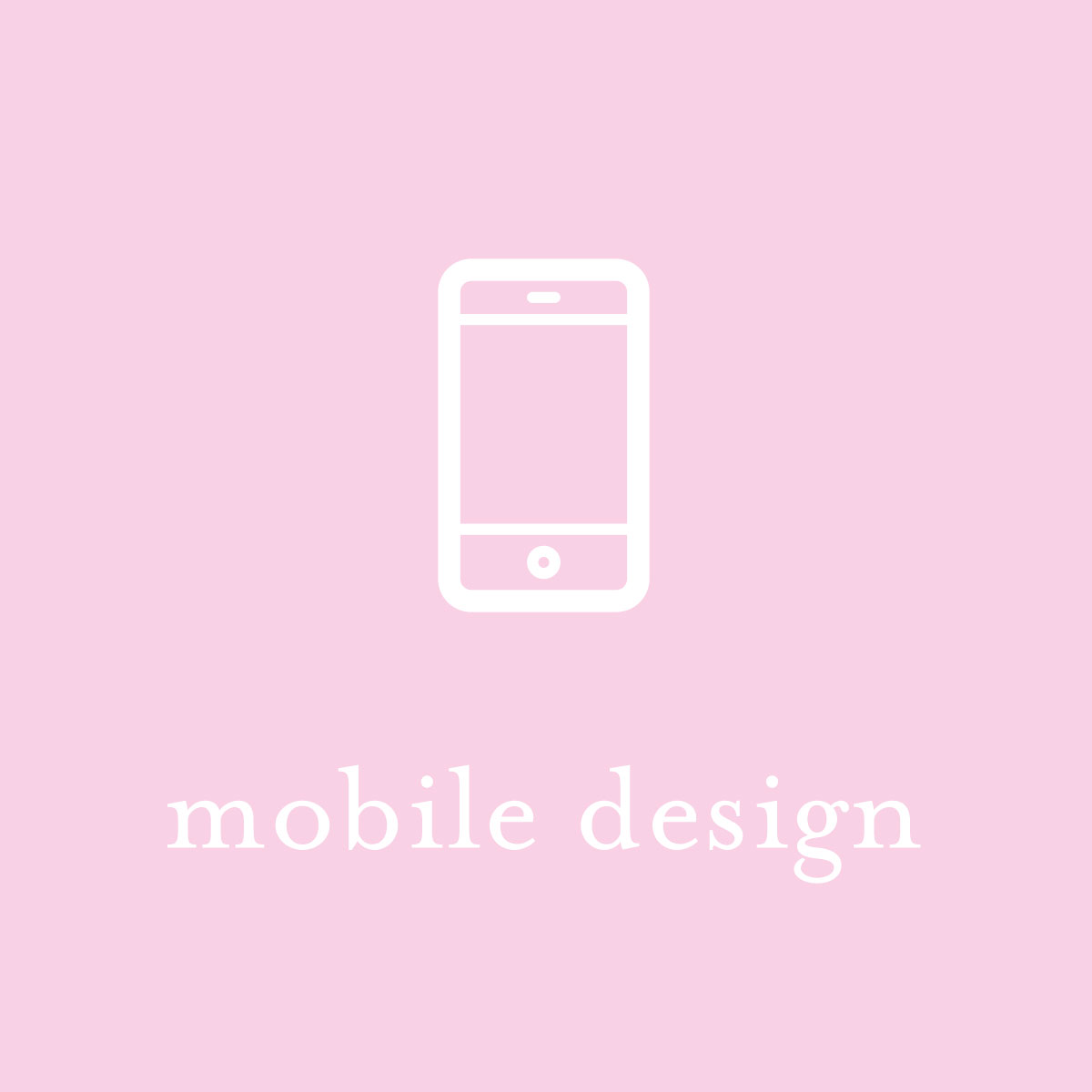Mobile Design at Noisy Ghost Co.
