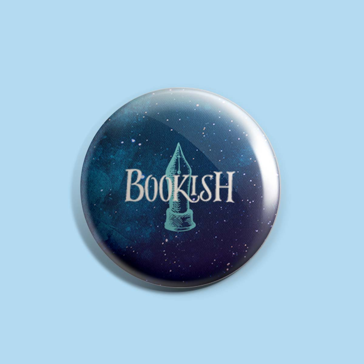 Graphic Design for Ackerly Green Publishing: Button